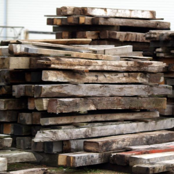 Antique beams timbers