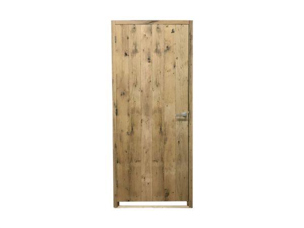 interior wagon antique wood doors