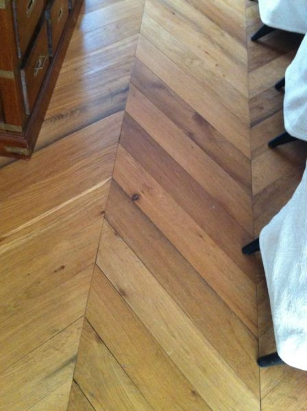 French oak chevron
