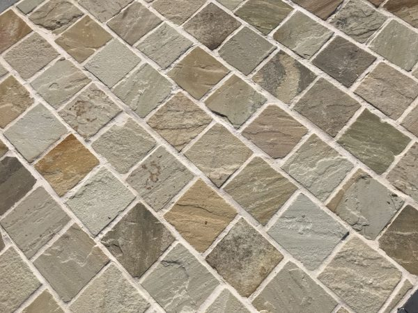 nex pavers antiqued beige sandstone
