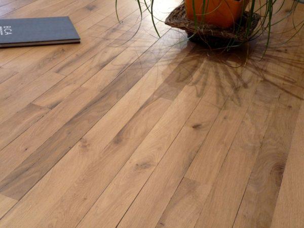 antique oak parquet flooring