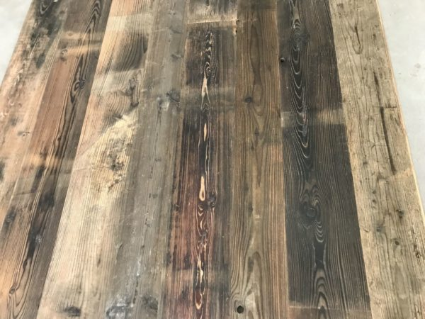 wagon parquet boards reclaimed