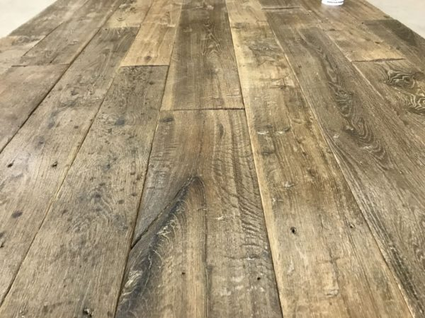 antique oak floorboards
