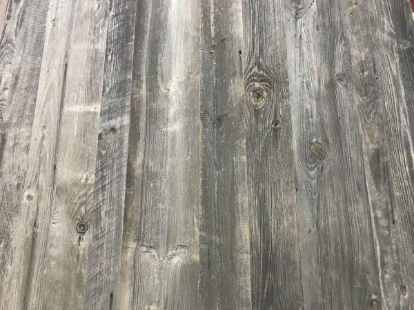 panneau vieux bois sapin gris