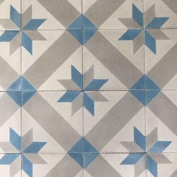 antique cement tile floor. Black Bedroom Furniture Sets. Home Design Ideas