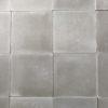 carreaux de ciment gris