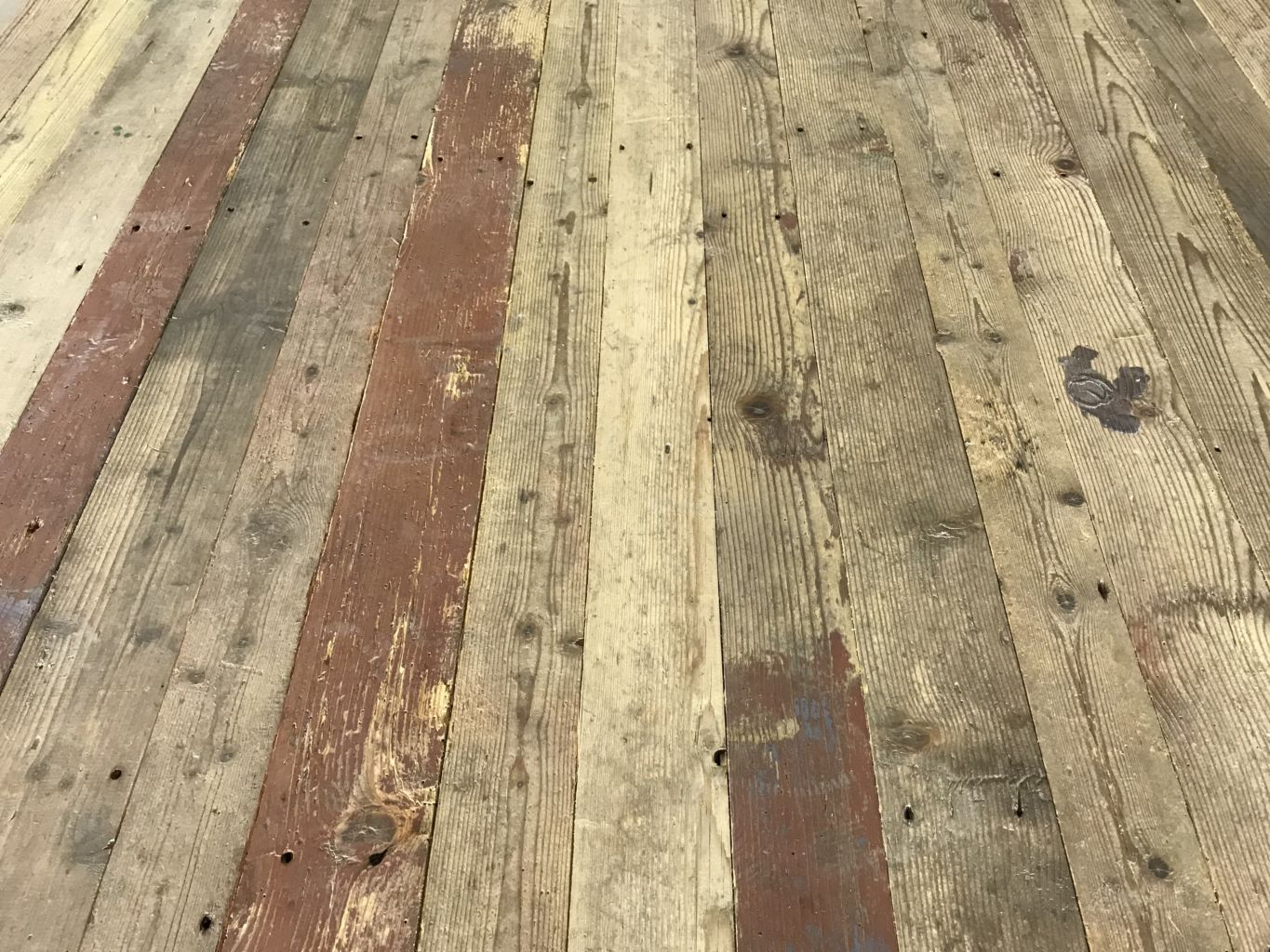 reclaimed pine flooring long boards bca mat riaux anciens. Black Bedroom Furniture Sets. Home Design Ideas