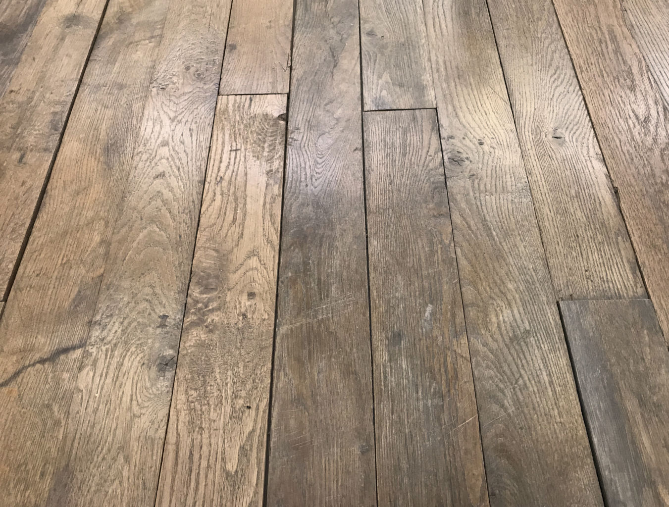 Antique Haussmann French Oak Parquet Bca Mat 233 Riaux Anciens
