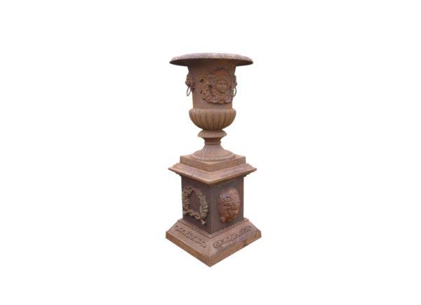 vase-socle-fonte