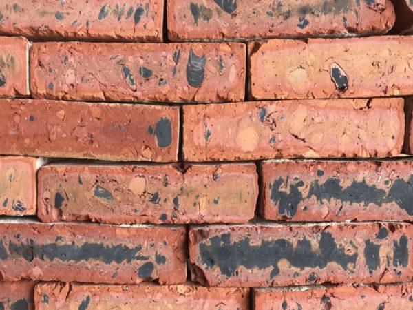 brique ancienne de récupération