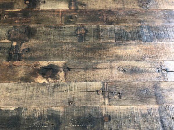 lame de plancher de fond de wagon