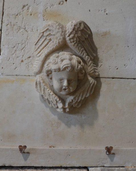 fountain limestone french piece