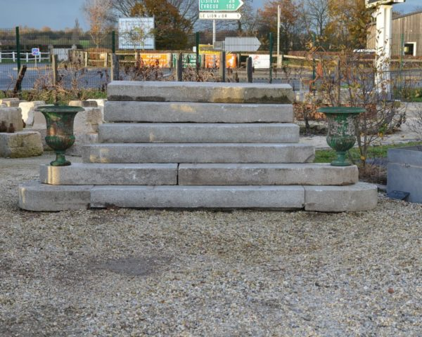 six steps reclaimed enrance