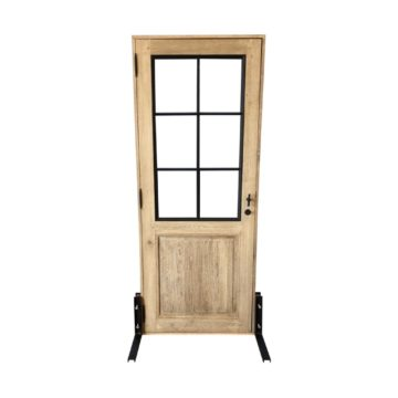 Interior oak door