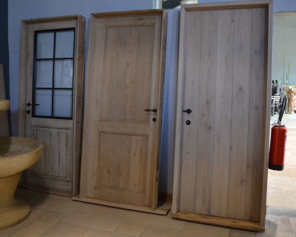 wood classic interior doors