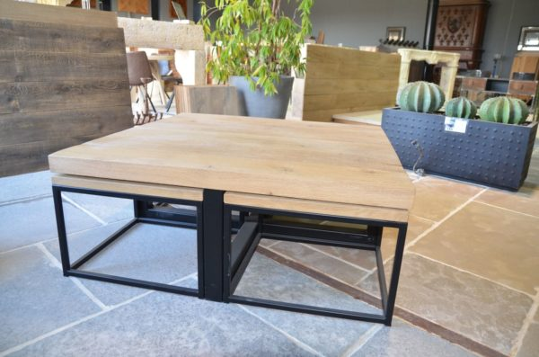 industrial design style table