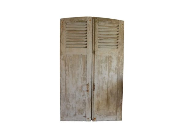 slatted shutters from france