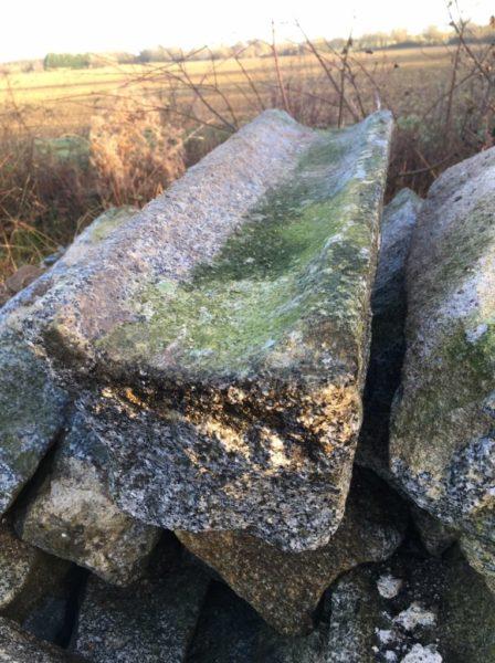 limestone gutter