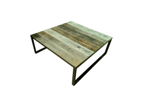 coffee table reclaimed oak