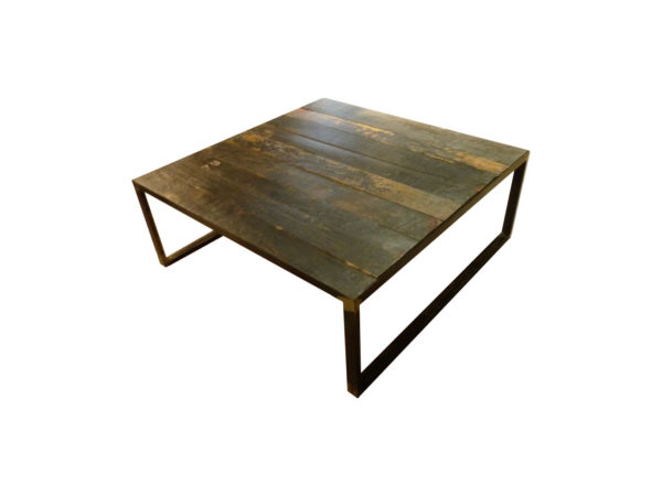 oak living table or coffee table