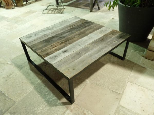 coffee table old oak