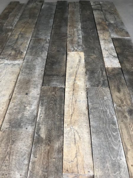 antique colors floorboard