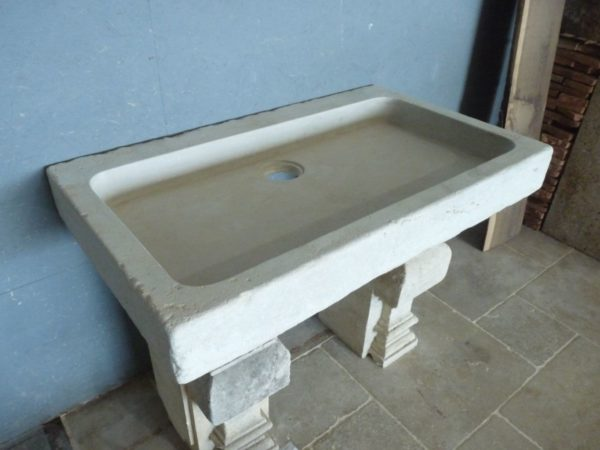 washbasin for kitchen in beige mera