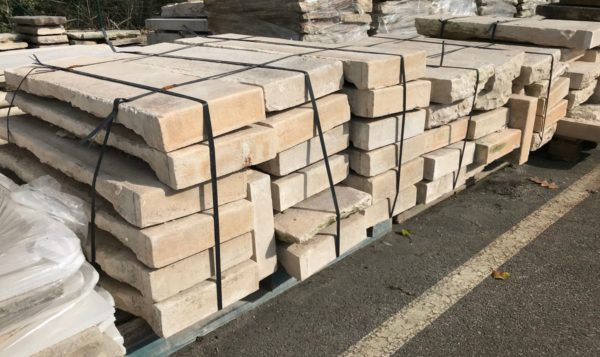 all our stock of reclaimed steps antique limestone