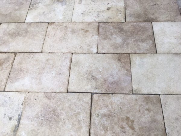 reclaimed flagstones antique style from france