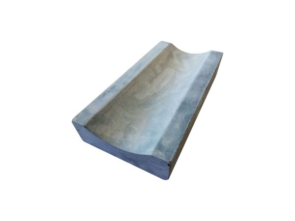blue stone gutter gullies from france