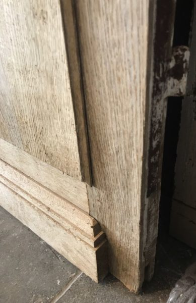 antique materials doors with panels
