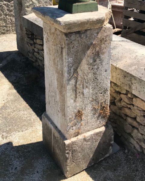 limestone pedestal limestone