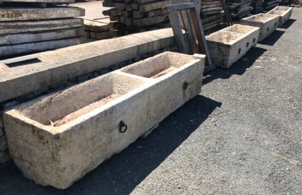 antique stone troughs, feed horses