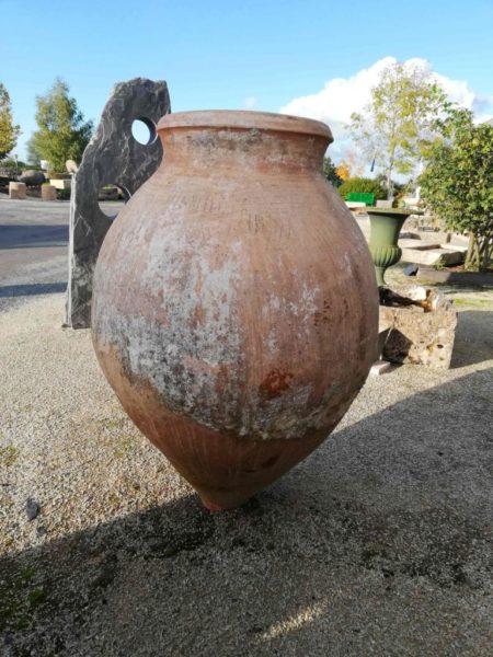 amphora jar antique piece