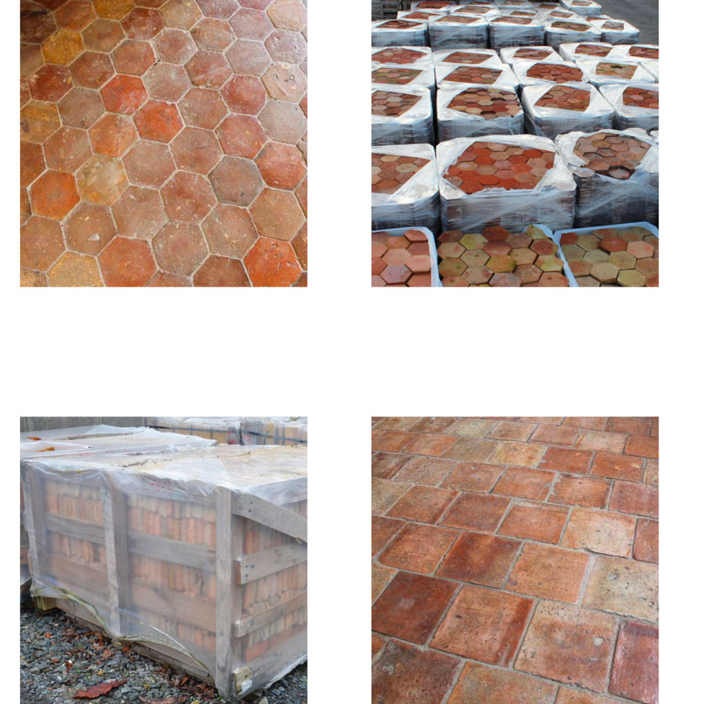 all our terra cotta antique floor tiles
