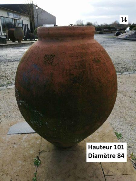 terra-cotta jar number 14