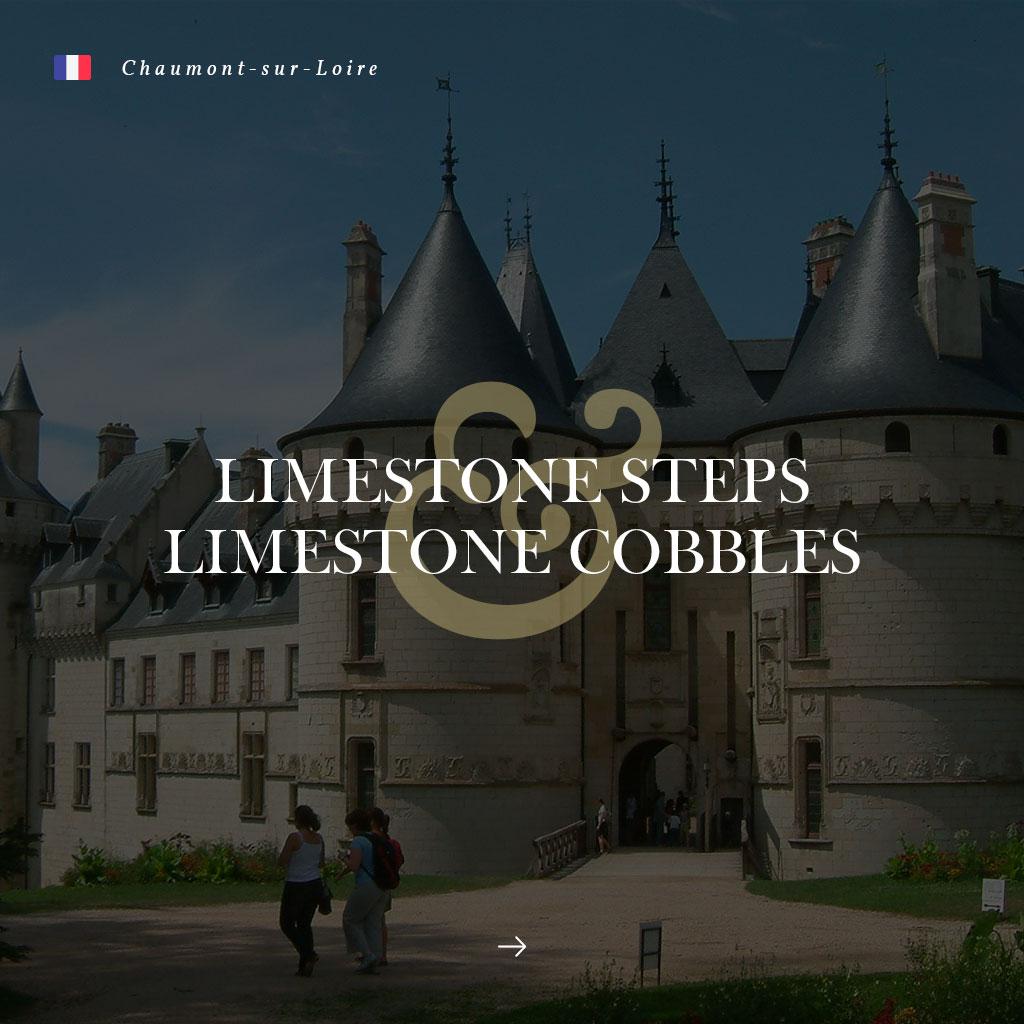 Présentation des sols anciens du château de Chaumont-sur-Loire
