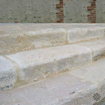 antique limestone steps equivalents