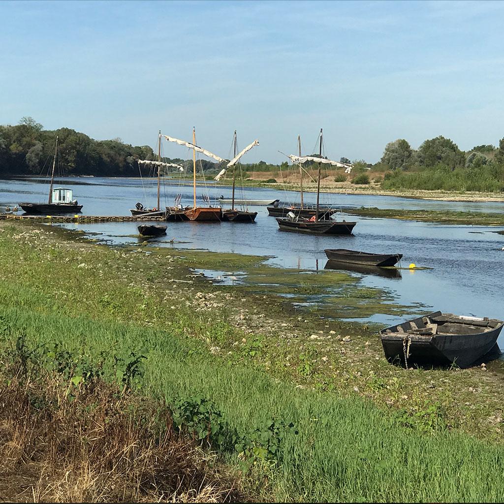 the renaissance port Loire france
