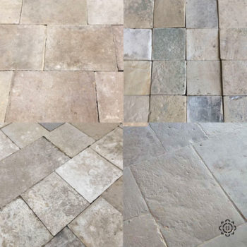 all of the bca's stock of flagstones equivalent to chateau chenonceau