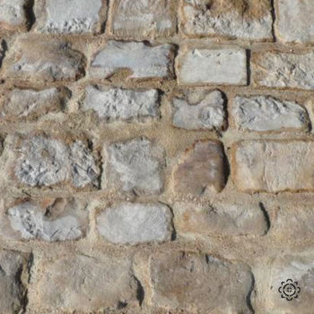 antique reclaimed limestone french cobblestone setts equivalent to chenonceau