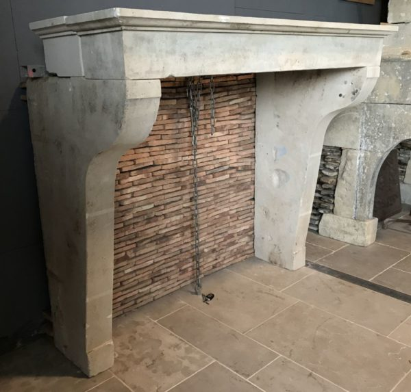 classic antique fireplace simple conception