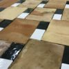 glazed tiles with terracotta