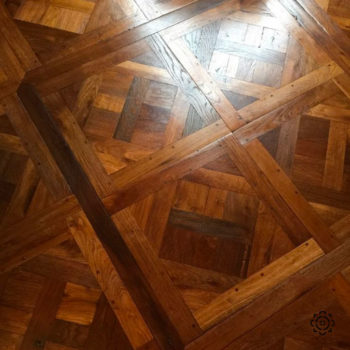 parquet versaille type flooring similar to Chenonceau