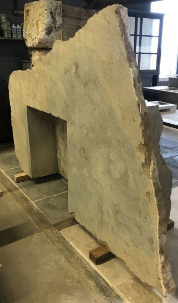 rear access of the rock washbasin