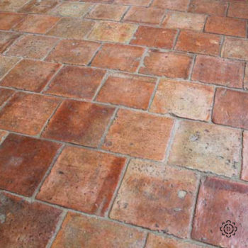 terra cotta floors equivalent to chenonceau