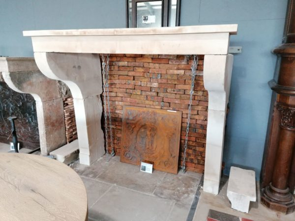 antique farmhouse fireplace mantel chimneypiece