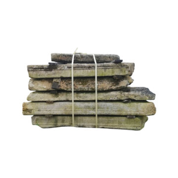 antique granite steps from BCA stock premise