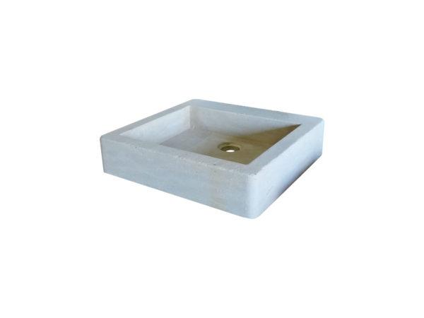 beige mera soft finish washbasin