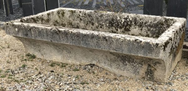 antique stone washing trough for horse or else